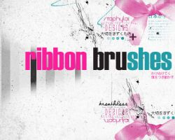ribbon brush by anliah