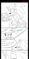 .:Sonadow:. Reflection Pg. 21 by SEGAMew