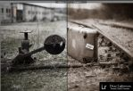 Sepia Preset Lightroom by canalphotoshop
