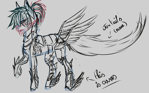 [CLOSED SPECIE] Rare Adopt [OPEN] [WIP] by Vhilinyar