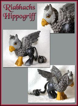 The Hippogriff by wylf