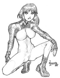 Ghost in the shell by RyanKinnaird