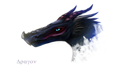 Dragon by Nastja696