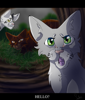 Dovewing's Silence (Warrior Cats) by WarriorCat3042