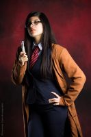 10th Doctor (Female) - Doctor Who Cosplay by umicosplays