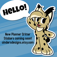 New critter incoming! by CindersDesigns