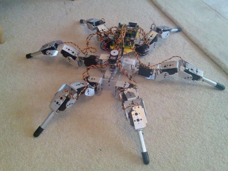 Ant-Artic Hexapod by InnerbreedFX