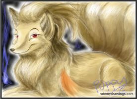 Ninetails OLD by Seyumei