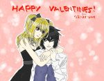 LxMisa Valentines by Lawrielle21