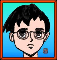 mitoXD profile picture manga-style by mitoXD