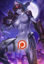 Widowmaker NSFW (Available on Patreon) by NinjArt1st