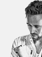 Tom Hiddleston by Paul-Shanghai