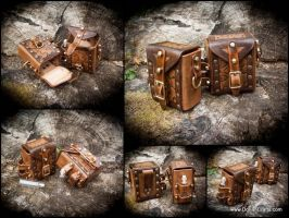 Utility Belt Bags by DorianPipes