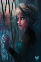 Frozen - Concealment by W-E-Z