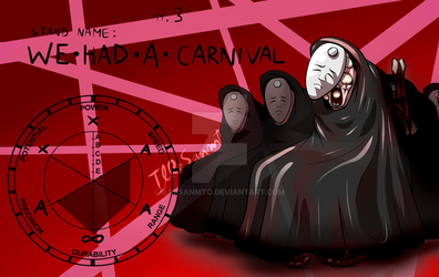 Standovember 3: WE HAD A CARNIVAL by IlReSanmto