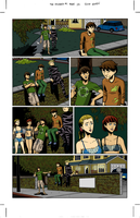 The Sundays page 22 colors by ScottEwen