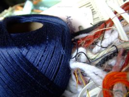 Pelote blue by Made-in-Popsiinette