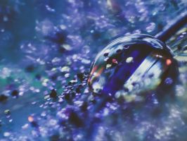 BLASTING THROUGH DROPS by ibaadnaqvi
