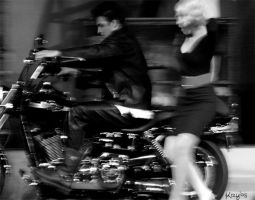 Motorcycle by SuprSxyMac