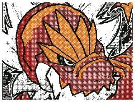 Tyrantrum - Pokemon