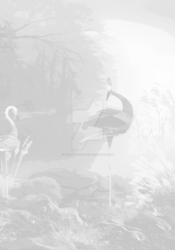 Flamingo Stay by madetobeunique