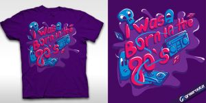born in the 80's by grazrootz