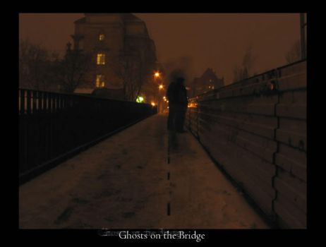 Ghosts on the Bridge by brookiecookie