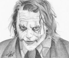 Why So Serious? by MillieBee