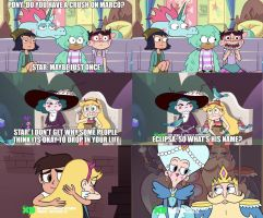 Even character ship starco by Prince-riley