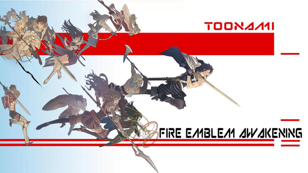 Toonami - Fire Emblem Awakening Thumbnail by kgifted91