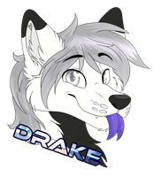 Badge Draw This Again Drake by xRubyCayx