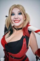 Harley Quinn (Arkham City) 25 by ThePuddins