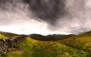 Pentland Hills by Intrepidity87