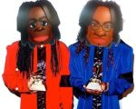 Milli Vanilli as Miis by SnD-Frostey