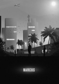 Narcos (Noir Version) by Noble--6