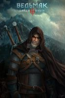 The Witcher 3: Wild Hunt by Maxifen