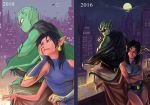 SIX YEARS LATER by ritam