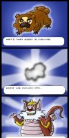 Bidoof is Evolving...