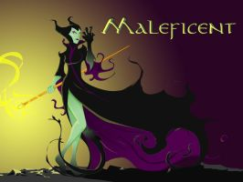 Maleficent by WeaponXIX