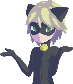 Chat Noir by x-Jet