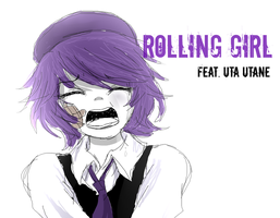 Default(Rolling) Girl - Defoko/Uta Utane - cover by wizardotaku