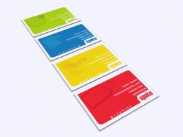 Spoke Design B-cards by Dannsquire