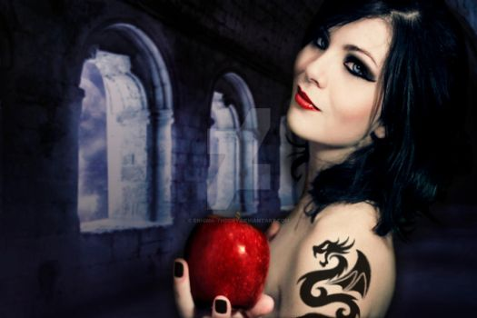 Lead Us Not Into Temptation by enigma-theory