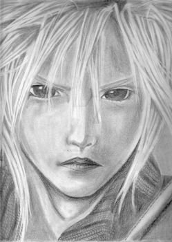 Cloud Strife by Eternal-Axis