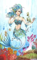 Mermaid by LucentAtelier
