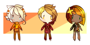 ADOPTABLES :: honey [ SET PRICE // CLOSED ] by crowmulent