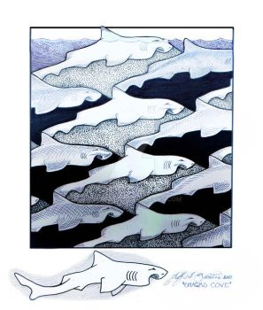 Sharks Cove Tessellation by sethness