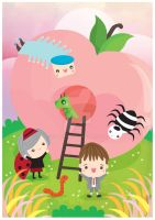 james and the giant peach by simplyphi
