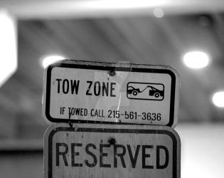 No Tow! by KalitheArtist