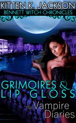 Grimoires And Lip Gloss by PureTextuality